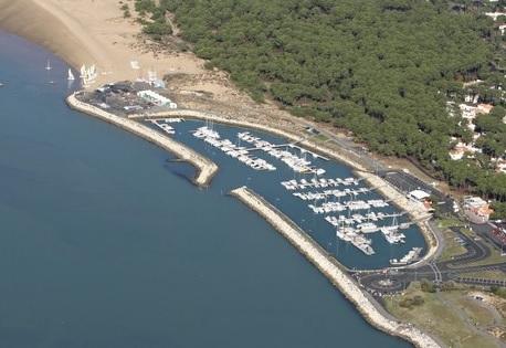 Port De La Palmyre Bonne Anse Www Appatlantique Com